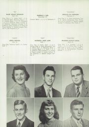 Page 15, 1951 Edition, New London High School - Wildcat Yearbook (New London, OH) online yearbook collection