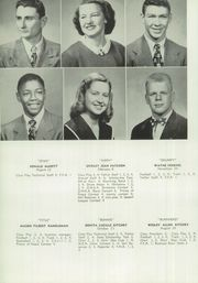 Page 16, 1951 Edition, New London High School - Wildcat Yearbook (New London, OH) online yearbook collection