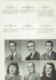 Page 17, 1951 Edition, New London High School - Wildcat Yearbook (New London, OH) online yearbook collection