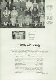 Page 6, 1951 Edition, New London High School - Wildcat Yearbook (New London, OH) online yearbook collection