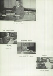 Page 8, 1951 Edition, New London High School - Wildcat Yearbook (New London, OH) online yearbook collection