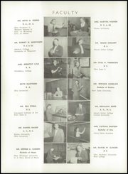 Page 10, 1952 Edition, New London High School - Wildcat Yearbook (New London, OH) online yearbook collection