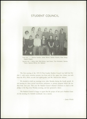 Page 12, 1952 Edition, New London High School - Wildcat Yearbook (New London, OH) online yearbook collection