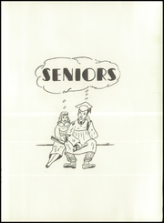 Page 13, 1952 Edition, New London High School - Wildcat Yearbook (New London, OH) online yearbook collection