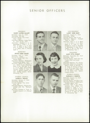 Page 14, 1952 Edition, New London High School - Wildcat Yearbook (New London, OH) online yearbook collection
