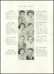 Page 17, 1952 Edition, New London High School - Wildcat Yearbook (New London, OH) online yearbook collection