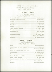 Page 6, 1952 Edition, New London High School - Wildcat Yearbook (New London, OH) online yearbook collection