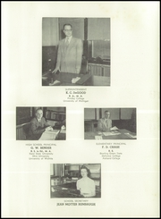 Page 9, 1952 Edition, New London High School - Wildcat Yearbook (New London, OH) online yearbook collection