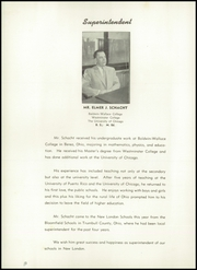 Page 10, 1953 Edition, New London High School - Wildcat Yearbook (New London, OH) online yearbook collection