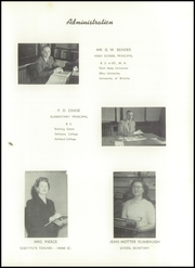 Page 11, 1953 Edition, New London High School - Wildcat Yearbook (New London, OH) online yearbook collection