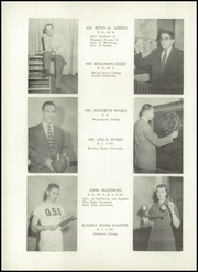 Page 12, 1953 Edition, New London High School - Wildcat Yearbook (New London, OH) online yearbook collection