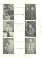 Page 13, 1953 Edition, New London High School - Wildcat Yearbook (New London, OH) online yearbook collection