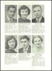 Page 17, 1953 Edition, New London High School - Wildcat Yearbook (New London, OH) online yearbook collection