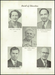 Page 8, 1953 Edition, New London High School - Wildcat Yearbook (New London, OH) online yearbook collection