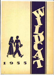 1955 Edition, New London High School - Wildcat Yearbook (New London, OH)