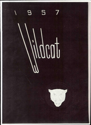 1957 Edition, New London High School - Wildcat Yearbook (New London, OH)