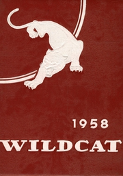1958 Edition, New London High School - Wildcat Yearbook (New London, OH)