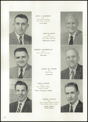 Page 10, 1958 Edition, New London High School - Wildcat Yearbook (New London, OH) online yearbook collection