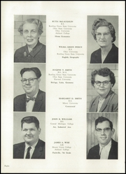 Page 12, 1958 Edition, New London High School - Wildcat Yearbook (New London, OH) online yearbook collection