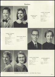 Page 15, 1958 Edition, New London High School - Wildcat Yearbook (New London, OH) online yearbook collection