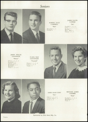 Page 16, 1958 Edition, New London High School - Wildcat Yearbook (New London, OH) online yearbook collection