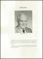 Page 6, 1958 Edition, New London High School - Wildcat Yearbook (New London, OH) online yearbook collection