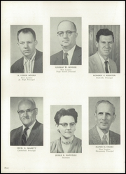 Page 8, 1958 Edition, New London High School - Wildcat Yearbook (New London, OH) online yearbook collection