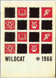 1966 Edition, New London High School - Wildcat Yearbook (New London, OH)