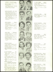 Page 13, 1950 Edition, Akron Central High School - Wildcat Yearbook (Akron, OH) online yearbook collection