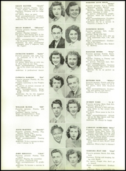 Page 14, 1950 Edition, Akron Central High School - Wildcat Yearbook (Akron, OH) online yearbook collection