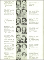 Page 15, 1950 Edition, Akron Central High School - Wildcat Yearbook (Akron, OH) online yearbook collection