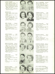 Page 17, 1950 Edition, Akron Central High School - Wildcat Yearbook (Akron, OH) online yearbook collection