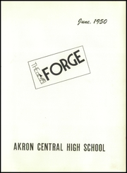 Page 5, 1950 Edition, Akron Central High School - Wildcat Yearbook (Akron, OH) online yearbook collection