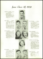 Page 8, 1950 Edition, Akron Central High School - Wildcat Yearbook (Akron, OH) online yearbook collection