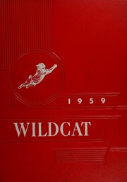 Page 1, 1959 Edition, Akron Central High School - Wildcat Yearbook (Akron, OH) online yearbook collection