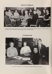 Page 10, 1959 Edition, Akron Central High School - Wildcat Yearbook (Akron, OH) online yearbook collection