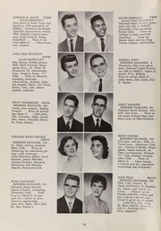 Page 14, 1959 Edition, Akron Central High School - Wildcat Yearbook (Akron, OH) online yearbook collection
