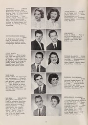 Page 16, 1959 Edition, Akron Central High School - Wildcat Yearbook (Akron, OH) online yearbook collection