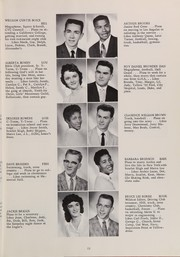 Page 17, 1959 Edition, Akron Central High School - Wildcat Yearbook (Akron, OH) online yearbook collection