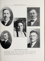 Page 11, 1923 Edition, Montpelier High School - Mirror Yearbook (Montpelier, OH) online yearbook collection