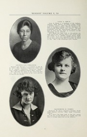 Page 16, 1923 Edition, Montpelier High School - Mirror Yearbook (Montpelier, OH) online yearbook collection