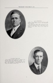 Page 17, 1923 Edition, Montpelier High School - Mirror Yearbook (Montpelier, OH) online yearbook collection