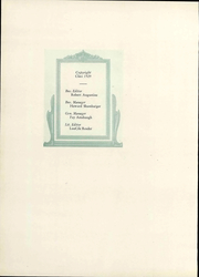 Page 8, 1929 Edition, Montpelier High School - Mirror Yearbook (Montpelier, OH) online yearbook collection