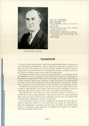 Page 16, 1938 Edition, Montpelier High School - Mirror Yearbook (Montpelier, OH) online yearbook collection