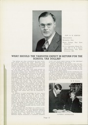Page 14, 1939 Edition, Montpelier High School - Mirror Yearbook (Montpelier, OH) online yearbook collection