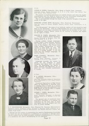 Page 16, 1939 Edition, Montpelier High School - Mirror Yearbook (Montpelier, OH) online yearbook collection
