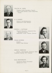 Page 14, 1946 Edition, Montpelier High School - Mirror Yearbook (Montpelier, OH) online yearbook collection
