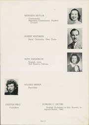 Page 15, 1946 Edition, Montpelier High School - Mirror Yearbook (Montpelier, OH) online yearbook collection