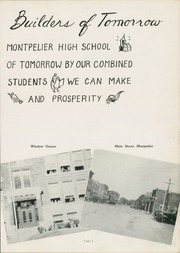 Page 7, 1946 Edition, Montpelier High School - Mirror Yearbook (Montpelier, OH) online yearbook collection