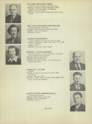 Page 16, 1947 Edition, Montpelier High School - Mirror Yearbook (Montpelier, OH) online yearbook collection